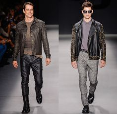TNG 2014 Winter Southern Hemisphere Mens Runway Collection