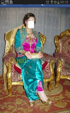 Algerie karakou