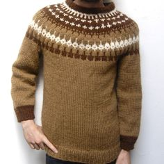 sweaters! I knit a few of these, when I was in my twenties! LOL