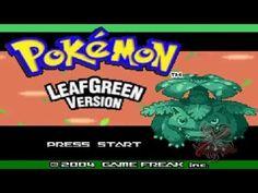 Pokemon Leaf Green Walkthrough: Intro!