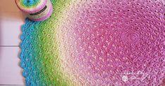 Crochet Round Baby Blanket Pattern Lotus Flower Blanket Free Crochet Circle Blanket Pattern And Video Crochet Round Baby Blanket Pattern Free Crochet Patterns And Designs Lisaauch Unique Crochet Ba. Crochet Round Baby Blanket Pattern Crochet Round Ba B. Crochet Circles, Crochet Round, Free Crochet, Knit Crochet, Flower Crochet, Unique Crochet, Free Baby Blanket Patterns, Afghan Crochet Patterns, Crochet Afghans