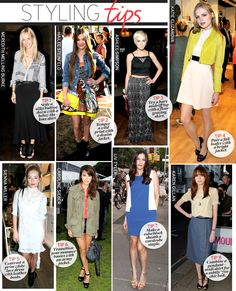 WWW: Styling Tips - Celebrity Style and Fashion from WhoWhatWear
