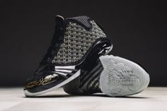 "Trophy Room x Air Jordan XX3 ""Black"" Detailed Pictures"