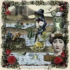 Deviant Art, Fantasy, Hendrick's Gin, Surrealism, Steampunk, Folk, Bloom, Baseball Cards, Drawings