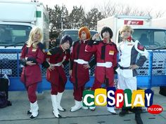Athrun Zala Cosplay from Gundam Seed in Winter Comiket 79 2010 Tokyo