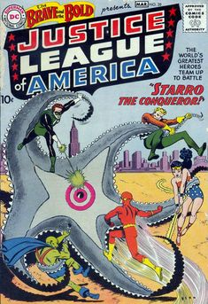 Cover for The Brave and the Bold (DC, 1955 series) #28