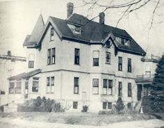 The Lizzie Borden ax murder house is now a bed and breakfast in Massachusetts. It would be awesome to stay the night there.