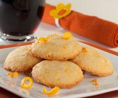 Galletas de mandarina