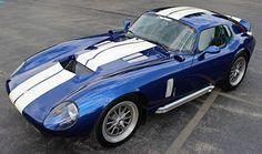 '65 Shelby Daytona Coupe Superformance