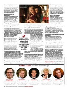 Tom Hiddleston Interview - Time Out Magazine Issue Feb 11-17 2014 p. 2.