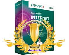Congrats despicable for winning Kaspersky Internet Security 2014 3 PC 1 Year worth Rs. 1,499/- @ just Rs. 56/-; that's 96% OFF! Enjoy! http://www.dealite.in/Auction/Kaspersky-Internet-Security-2014-3-PC-1-Year/DEAL09112074