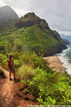 Must Do on Your Vacation: Hike the Kalalau Trail in Kauai, Hawaii
