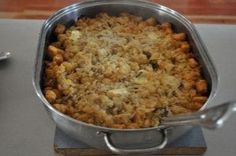 The Bishop's Potluck Chicken Sage Casserole - Amish 365 Amish Recipes Oasis Newsfeatures - substitute for milk Turkey Recipes, Dinner Recipes, Chicken Recipes, Hamburger Recipes, Potato Recipes, Dinner Ideas, Amish Recipes, Cooking Recipes, Yummy Recipes
