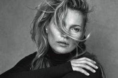 Kate Moss for Vogue Italia