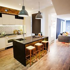 Ideas for the kitchen design