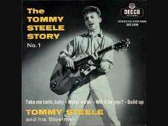TOMMY STEELE   Grandad's Rock