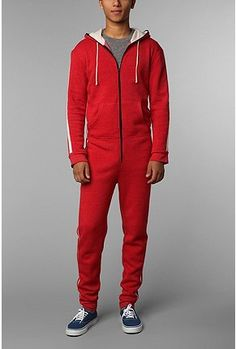 I love union suits. It's just too bad this doesn't have a bum flap.