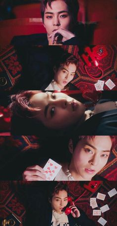 Happy birthday my fake maknae xiumin🖤 Baekhyun Chanyeol, Kim Minseok Exo, Exo Ot12, Park Chanyeol, Chanbaek, Saranghae, Shinee, Luhan And Kris, Exo Album