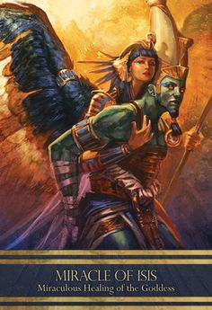 Blue Angel Publishing - Isis Oracle - Alana Fairchild
