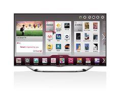 LG 2013 Smart TV interface
