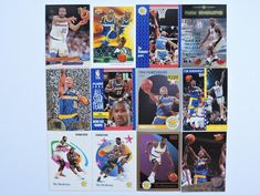 Lot of 36 Tim Hardaway Vintage Basketball Cards - No Duplicates, 36 Different Cards - Golden State Warriors Tim Hardaway, Paypal Credit Card, Basketball Cards, Upper Deck, Golden State Warriors, 1990s, Period, Corner, Stock Photos