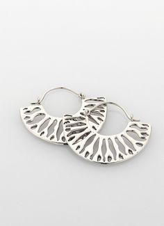 Gorgeous!  I love these. Jessica Aggrey Nelumba Earrings