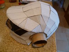 Twilight in Efeion: DIY Daft Punk Helmet