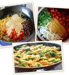 One pot meals : nos 3 meilleures recettes