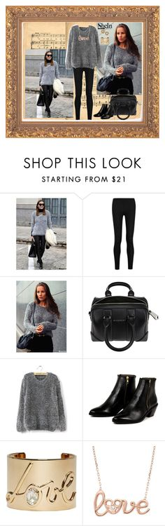 """She 22"" by sarahguo ❤ liked on Polyvore featuring Donna Karan, Givenchy, AZI, Lanvin, Bulgari, women's clothing, women, female, woman and misses"