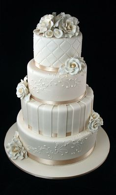 26 best white wedding cake design for traditional wedding traditional . - 26 best white wedding cake designs for traditional wedding traditional wedding cakes – wedding id - Wedding Cakes With Cupcakes, White Wedding Cakes, Elegant Wedding Cakes, Beautiful Wedding Cakes, Wedding Cake Designs, Beautiful Cakes, Cake Wedding, Rustic Wedding, Wedding White