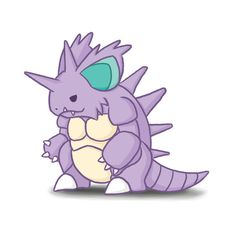 #34 Nidoking by ColbyJackRabbit