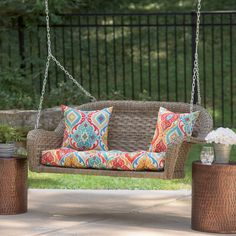 40 Best Wicker Porch Furniture Images In 2017 Home Decor