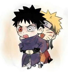 Obito & Naruto