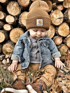 Cute Baby Boy Outfits, Little Boy Outfits, Cute Baby Clothes, Fall Baby Outfits, Western Babies, Country Baby Boys, Cute Kids, Cute Babies, Cute Baby Pictures