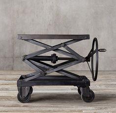 Industrial Scissor Lift Table