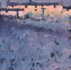 John PIPER - Penwith Blue III