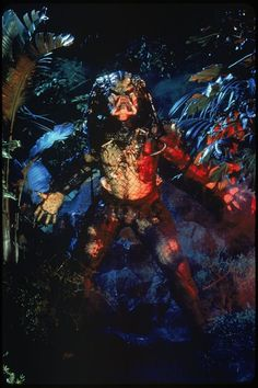 music of the soundtrack of the sci-fi-action-horror movie Predator composed by Alan Silvestri (Back to the Future, Delta Force, Abyss, . Alien Vs Predator, Predator Movie, King Kong, Science Fiction, Jesse Ventura, Wanted Movie, Cinema, Original Movie Posters, Iron Man 3