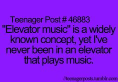 Am I The Only One Who Is Not Yet A Teen (November 13 Is My BDay) But Relates With Teenager Posts