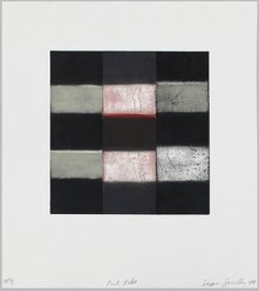 SEAN SCULLY -- BODY OF WORK 1964-2012.05.19
