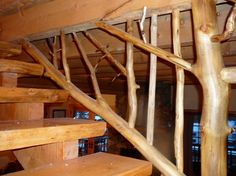 Branch Railing Design Ideas, Pictures, Remodel, and Decor - page 8