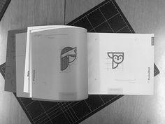 In[grid]ients Typography Book on Behance Grid System, Typography, Behance, Graphic Design, Digital, Books, Behavior, Livros, Libros