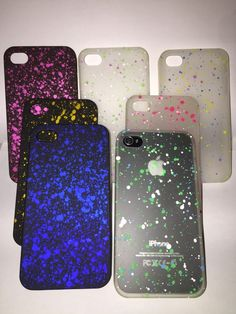 Cover Iphone 4/4s 3D/FLUO