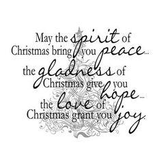 Light Box Insert  - Spirit of Christmas -- ChristianGiftsPlace.com Online Store $11.55