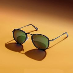 Introducing the Odyssey Sunglasses in Brown. Also Available in Black.