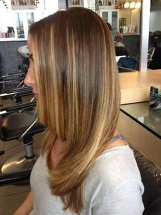 Balayage highlight by Destiny Squillante. | Yelp
