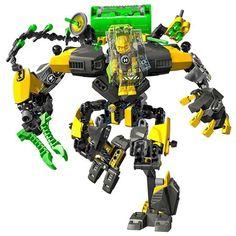LEGO Hero Factory EVO XL Machine (44022)