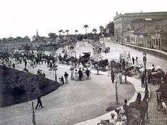 Rio de Janeiro - Campo de São Cristóvão . Inauguração 1906