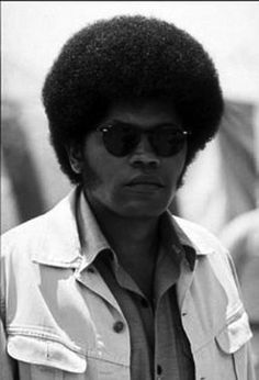 Linc (Clarence Williams III) from the hip, popular television series The Mod Squad that ran from 1968 - 1973.