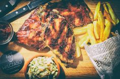 Awesome ribs at Wilcza 50 in Warsaw. Check it out :)
