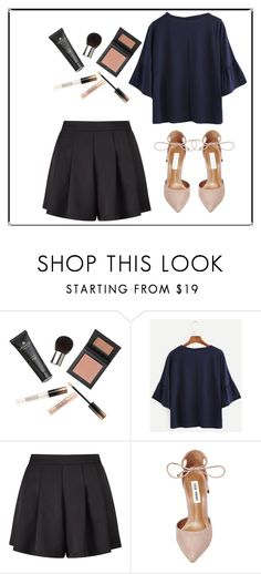 """lovely shein"" by milica2-1 ❤ liked on Polyvore featuring Borghese, Miss Selfridge and Steve Madden"